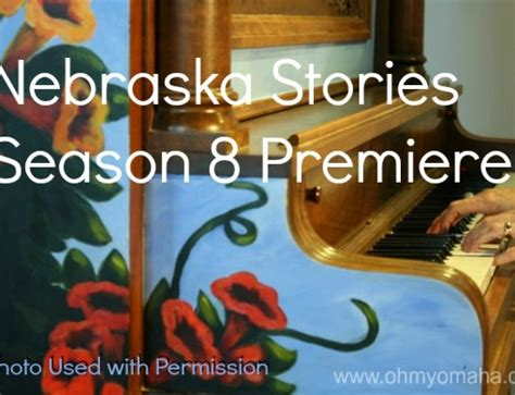 Big 8 Premieres Tonight by Nebraska Stories Episode 705 Airs Tonight 1 28 16