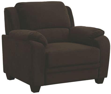 northend chocolate chair  coaster furniture