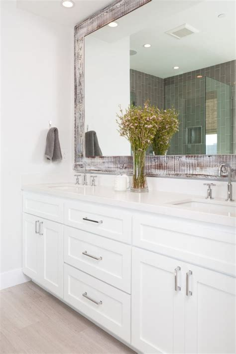 hang bathroom mirror 1000 ideas about mirror hanging on pinterest products