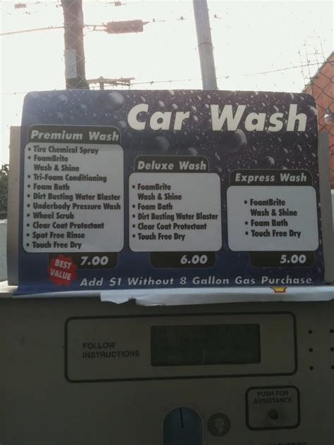 Car Wash Types by Car Wash Types Yelp