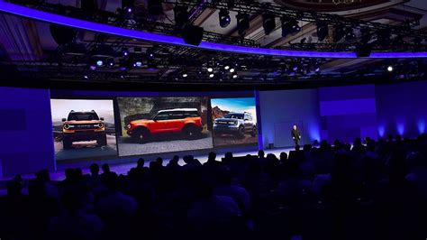 Ford Baby Bronco 2020 by New Ford Baby Bronco Teased At Dealer Meeting Autoevolution