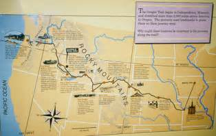 oregon trail map jpg 445 215 282 mountain bike it