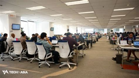 alibaba indonesia kantor bedah kantor 2 serunya kantor lazada indonesia