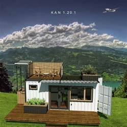 tiny container homes the kan shipping container tiny home