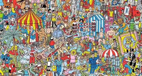 where s the books image gallery whereswaldo