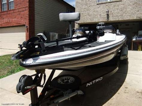 nitro boats san antonio unavailable used 2008 nitro 929 cdx in san antonio