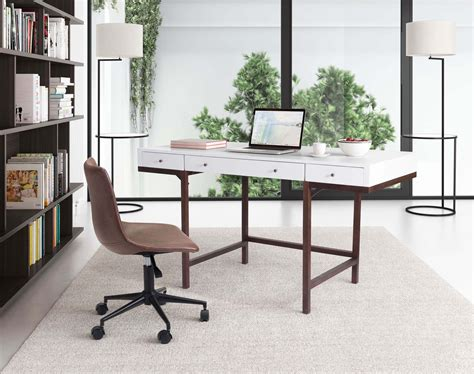 printer desk white writing desk printer desk home
