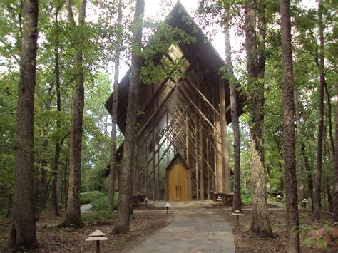 Anthony Chapel Picture Of Garvan Woodland Gardens Hot Botanical Gardens Arkansas