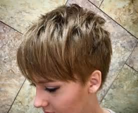 coupes courtes fashion tendance 2017 coiffure simple et