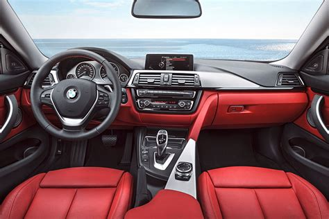 Interior Of Bmw by Unveiled The Bmw 4 Series Drive News