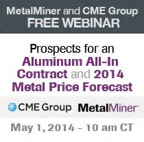 webinar: cme group to guest speak on rising mw aluminum
