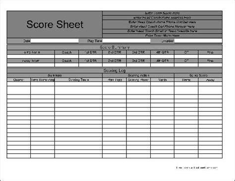 basketball score sheet template dh scorecard 23 best