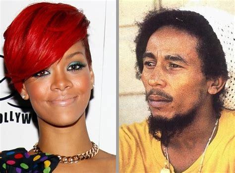 Md Rihanna Kotak Merah rihanna buat kamar khusus bob marley di rumahnya kabar berita artikel gossip