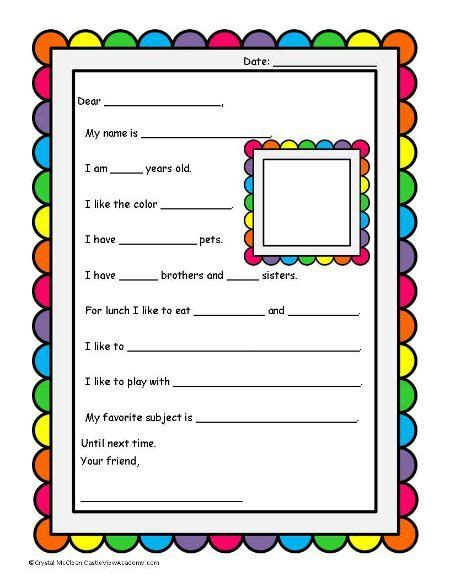 Pen Pal Letter Template penpals the letter the o jays for and pen