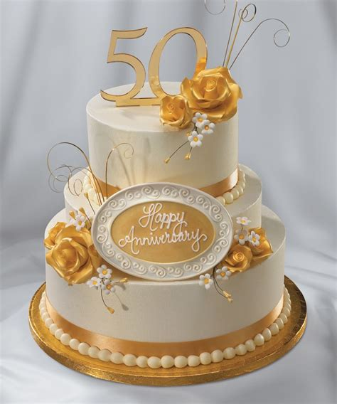 50 years anniversary golden best 20 golden anniversary cake ideas on pinterest 50th