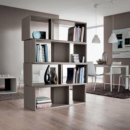 libreria divisoria libreria a giorno divisoria per separare ambienti joakim