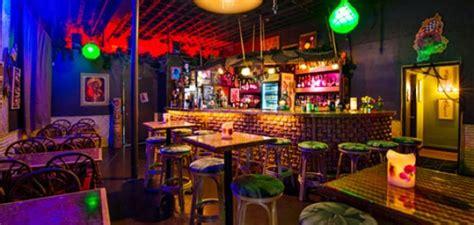 Tiki Bar Miami Kreepy Tiki Bar Lounge Fort Lauderdale Kreep Show