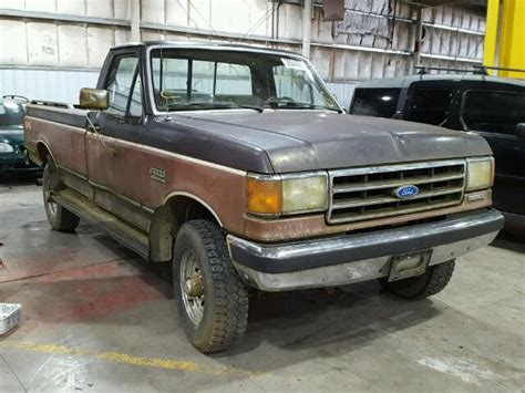1991 ford f250 for sale 1991 ford f250 for sale or portland south salvage