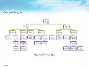 Free Organizational Chart Template For Mac by Company Organizational Chart Free Create Edit