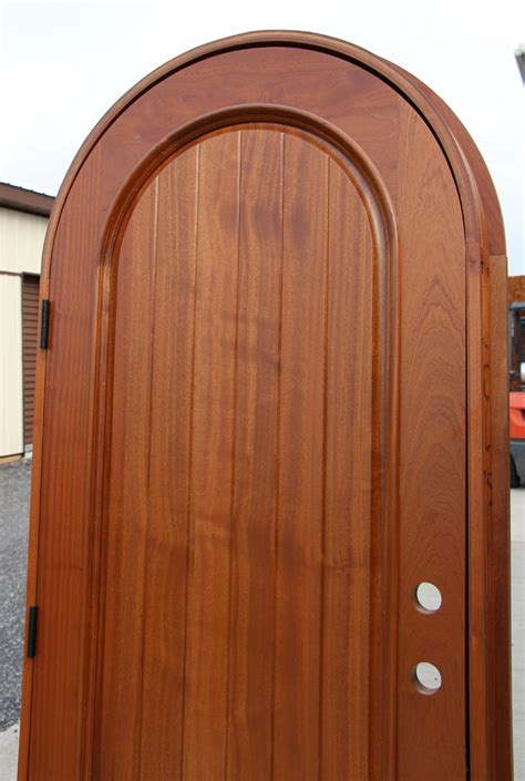 Arched Exterior Doors by Arched Top Exterior Doors