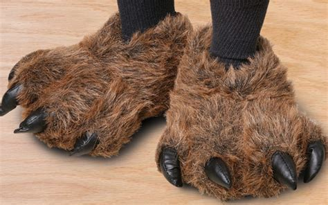 sasquatch slippers a eulogy to skymall s worst outdoor products pics