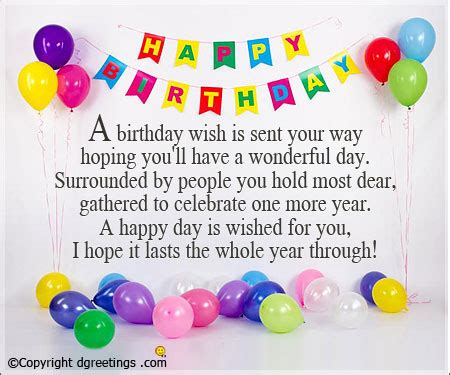Quotes Birthday Cards