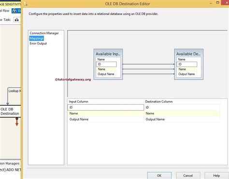 tableau lookup tutorial ssis lookup transformation case sensitivity 10