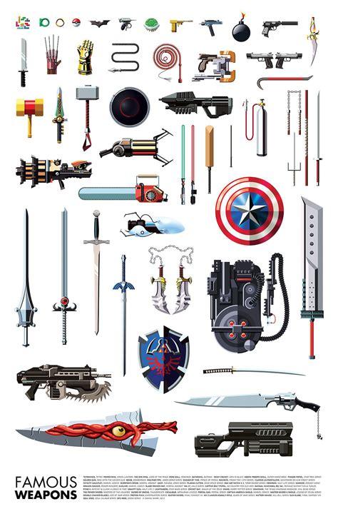 sword list weapons used by superheroes villains churchmag