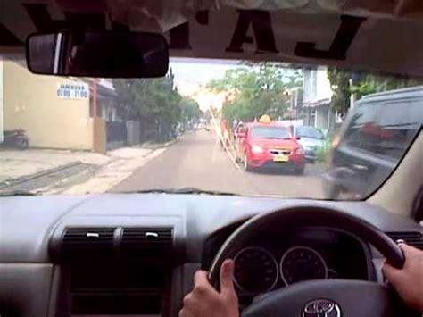 video tutorial menyetir mobil orstats tes mengemudi doovi
