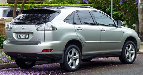 lexus rx 2006 lexus rx wiki review everipedia