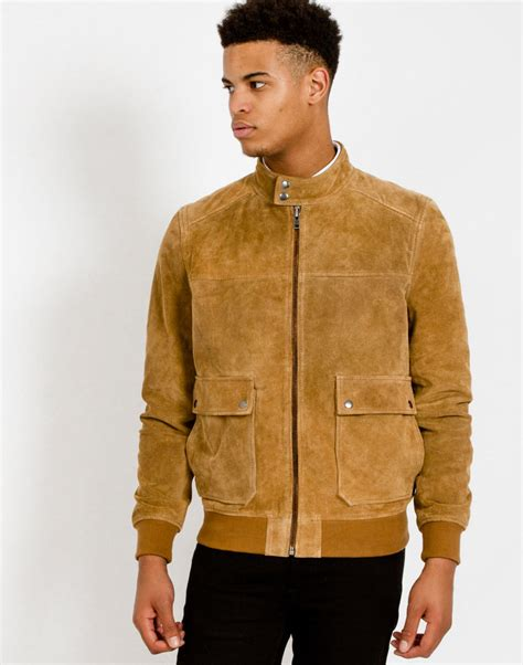 Suede Jacket brown leather suede jacket jacket to