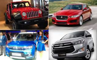 best new 2016 cars auto expo 2016 top 10 cars ndtv carandbike