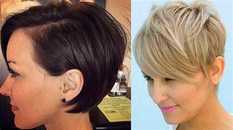 cortes de cabello cortos modernos para jovenes mujeres - Corte De Pelo Cortos Mujer