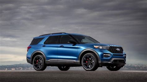 2020 Ford Explorer Design by 2020 Ford Explorer Price Confirmed The Big Changes For