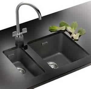 kitchen sink franke franke kubus undermounted kitchen sink in fragranit 2 bowls kitchen redo here we come