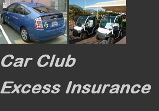 Car Excess Insurance car club excess insurance now being promoted at the