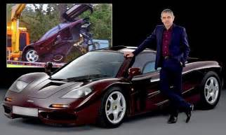 mr bean new car mr bean is selling his mclaren f1 car for 163 8million