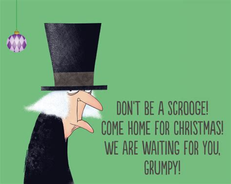 dont   scrooge  family ecards greeting cards