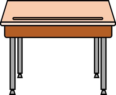 Meja Belajar Siswa meja siswa domain publik vektor