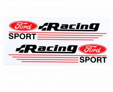 Ford Racing Aufkleber by Souq Ford Racing Sport Car Mirror Stickers Decal Logo
