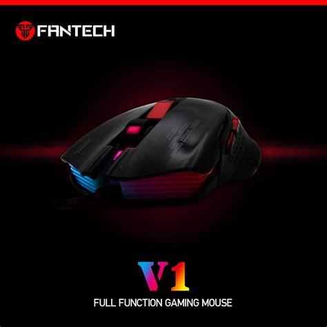 Fantech Kahn V1 Function Gaming Mouse Usb Cantik Gaming Mouse Fantech V1 Kahn 2016 6d