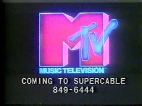 mtv promo 1981 youtube