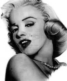 Pencil portraits of old movie stars by debbie engel at coroflot com