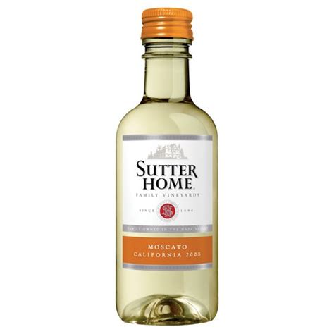 sutter home moscato 187 ml walmart