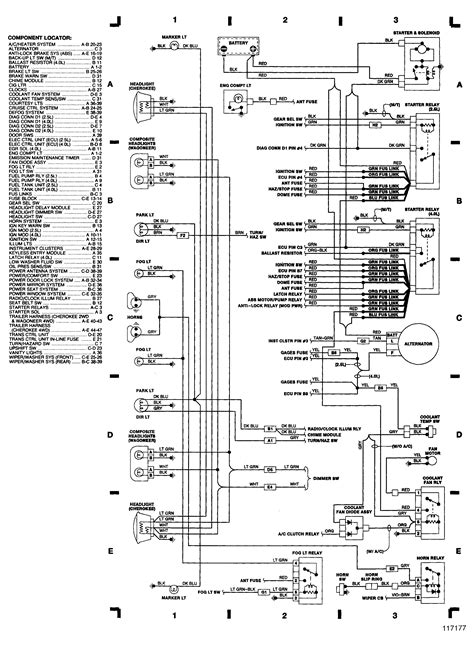 jeep wiring diagram 2003 efcaviation
