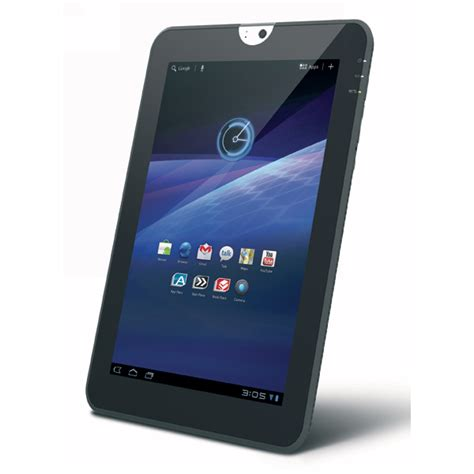Tablet Toshiba Android toshiba thrive android 3 1 tablet up for pre order