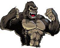 gifs de amor fofos imagenes animadas de gorilas