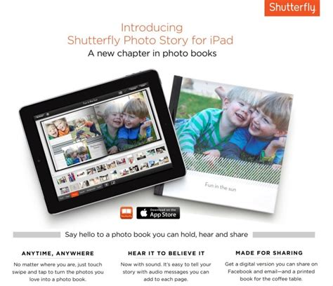 design photo book on ipad how to use the shutterfly photo story ipad app to create