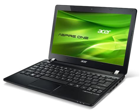Laptop Acer Aspire One 725 Win 8 review acer aspire one 725 c7xkk notebook notebookcheck net reviews