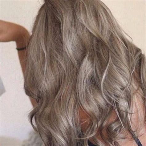ash hair color best 25 ash ideas on grey hair